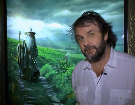 The Hobbit: Behind the Scenes – Production Video Blog Part 8