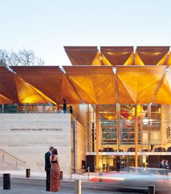 Auckland Art Gallery World Building of the Year