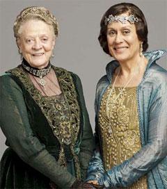 Soprano a Splendid Feather in Downton Abbey's Cap