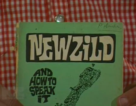 New Zild: The Story of New Zealand English