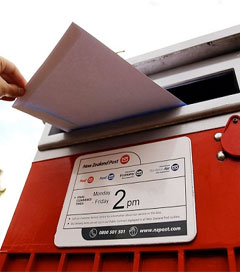 Postal Service to Reduce Deliveries from 2015