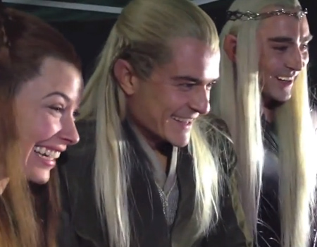 Reaction To Reaction of the Happy Hobbits