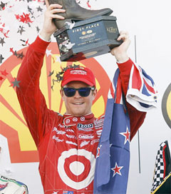 Dixon Does It Again Claiming Third IndyCar Title