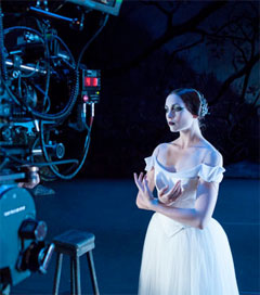 Fraser a Classical Dance Convert with New Film Giselle