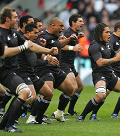 How Americans Perceive the Haka