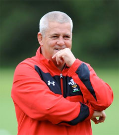 Wales a Team Invigorated Thanks to Gatland