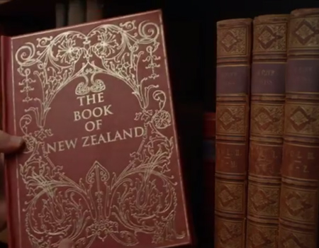Introducing the 'Book of New Zealand'