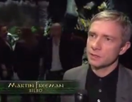 The cast of 'The Hobbit' talk about The Book of New Zealand