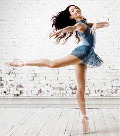 Dancing Her Dreams at Paris Opera Ballet