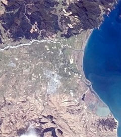 Astronaut Says NZ Vineyards Most Appeal from Space