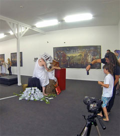 Isolated Gisborne Gallery Has a Different Set of Rules