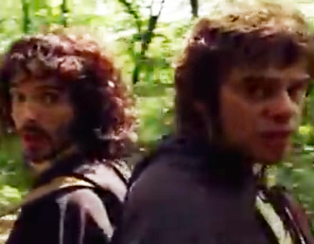 Flight of the Conchords: Frodo (Don't Wear the Ring)