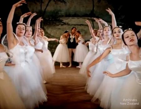 Ballet In New Zealand (1963)