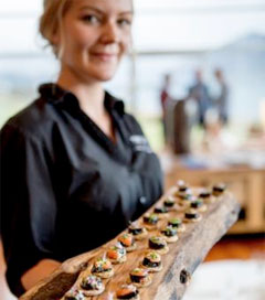 Whare Kea Lodge Amongst the World's Best Hotel Dining