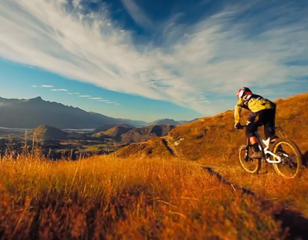 Downhill MTB in New Zealand with Brook MacDonald – Part 2