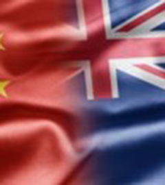 China Ties with NZ Get Closer