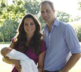 Prince George's First Royal Trip to Be New Zealand