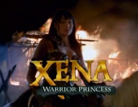 Xena Warrior Princess TV Opening