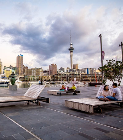 Auckland's Savvy Good Life Rivals San Francisco
