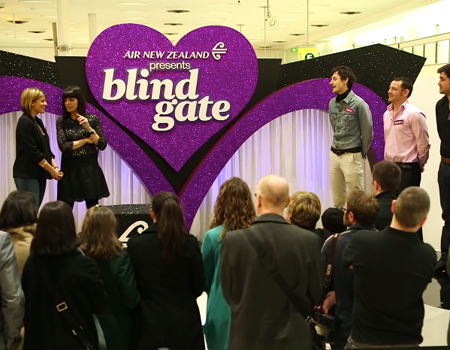 Blind Gate Episode 1: Checking Each Other Out at Check-In