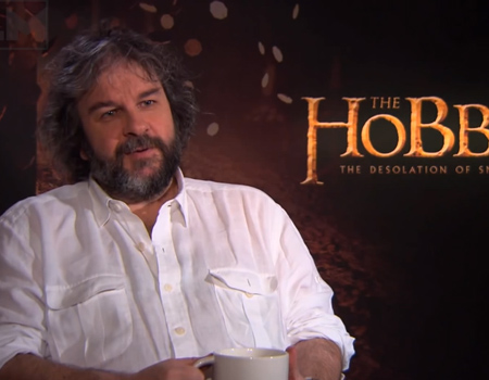 Peter Jackson & The Hobbit cast on There & Back Again