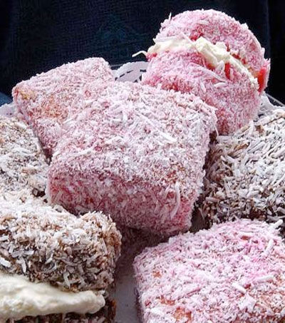 Lamingtons Are Ours Beyond Doubt