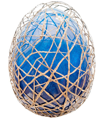 Interior Designer Joins NY's Fabergé Egg Hunt