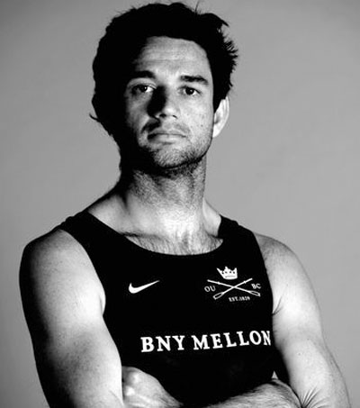 Olympic Rower Takes on the Cambridge Team