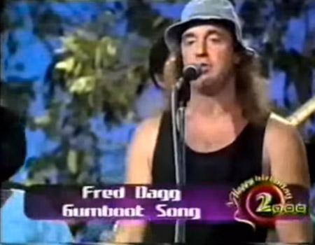 New Zealand Gumboots Song