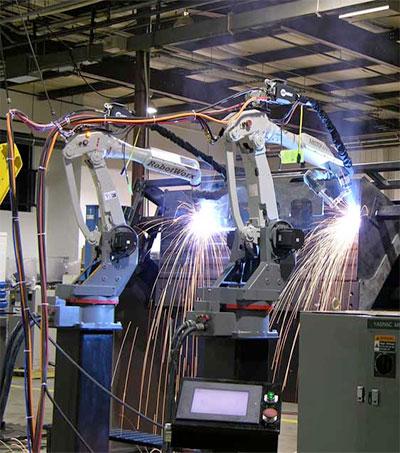 Engineering Company Buys US Robotics Business