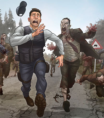 Zombie Survival Game DayZ Set to Hit Consoles
