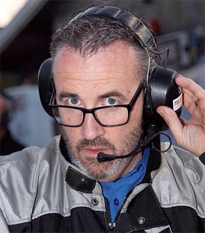 Speedway Floor Manager Puts on a Good Show
