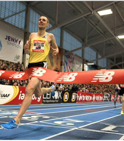 On Form Willis Sets New Zealand 3000m Best