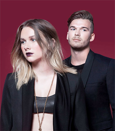 Broods Setting Hearts Alight – Make Hype Machine's One to Watch List
