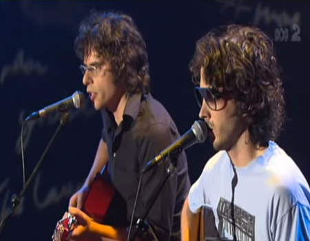 Flight Of The Conchords – Robots
