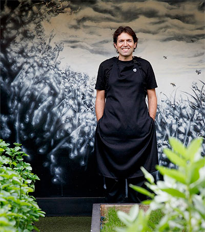 Australia's Top Restaurant Run by New Zealander Ben Shewry