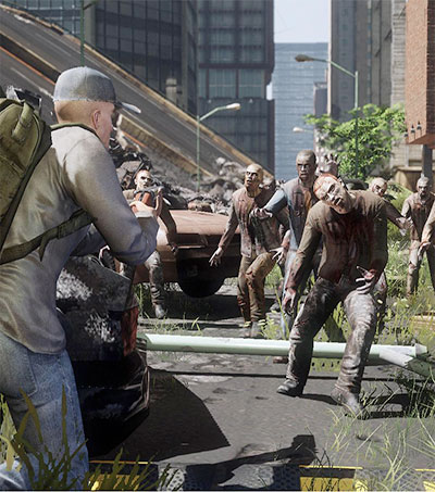 Zombie Survival Game DayZ Tops 2.5 Million Players