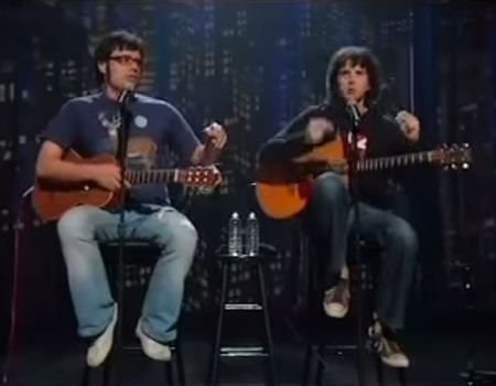 Flight of the Conchords – Issues (Think About It)