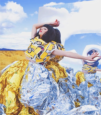 Kimbra's Princely Potential Lands Her Major Label Resources