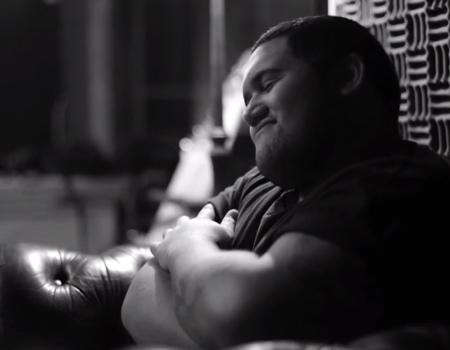 Whenua Patuwai – In The Studio Recording The Soul Sessions