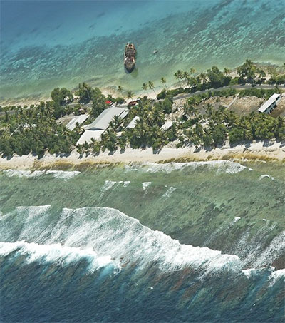 Tuvalu Climate Change Refugees Granted World-First Residency