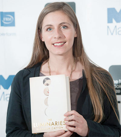 Eleanor Catton Enabling Writers Time to Read