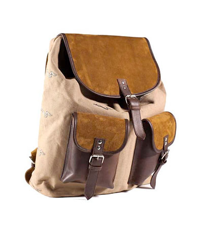 Possums Adding Value to Elver's Backpacks