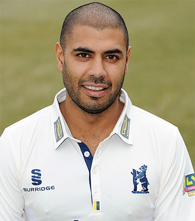 Cricketer Jeetan Patel Completes Immense Season in UK