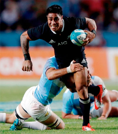All Blacks Win Third Successive Rugby Championship