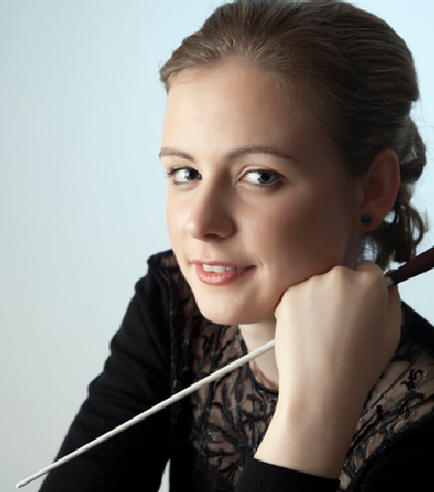Gemma New to Conduct for LA Philharmonic