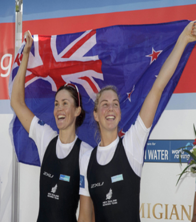 Double Gold for New Zealand Ends Superb Campaign