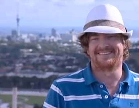 Rhys Darby Interview at One Tree Hill