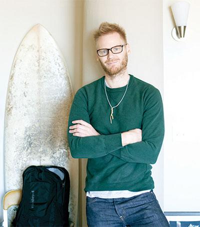 Denim Designer Simon Miller Reshaping Californian Brand