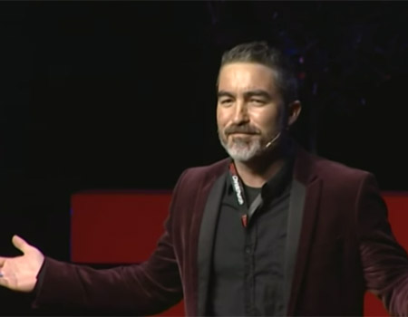 Dai Henwood at TEDxChristchurch